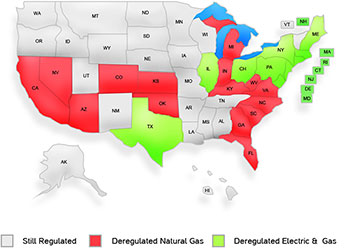 New Hampshire Energy Deregulation Nh Electricity Deregulation